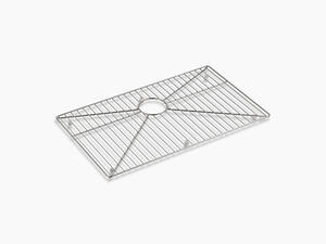 """Stainless Steel Stainless Steel Sink Rack, 26-3/4"""" X 16"""" for K-5409 Strive Kitchen Sink Product Image"""