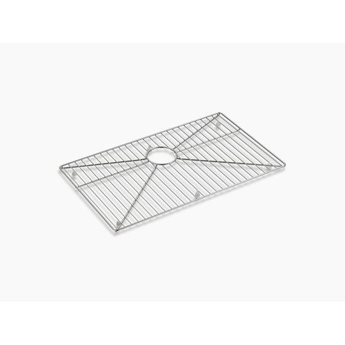 "Stainless Steel Stainless Steel Sink Rack, 26-3/4"" X 16"" for K-5409 Strive Kitchen Sink"