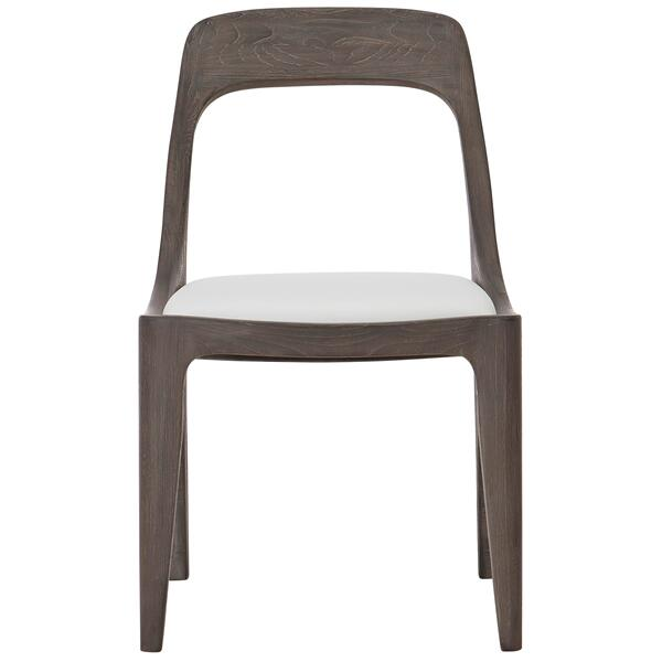 Corfu Side Chair in Smoked Truffle