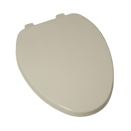 American Standard - Value Pack of Five: Telescoping Elongated Toilet Seats with Slow-Close and EverClean - Linen