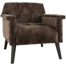 Rafaelle Club Chair Dark brown