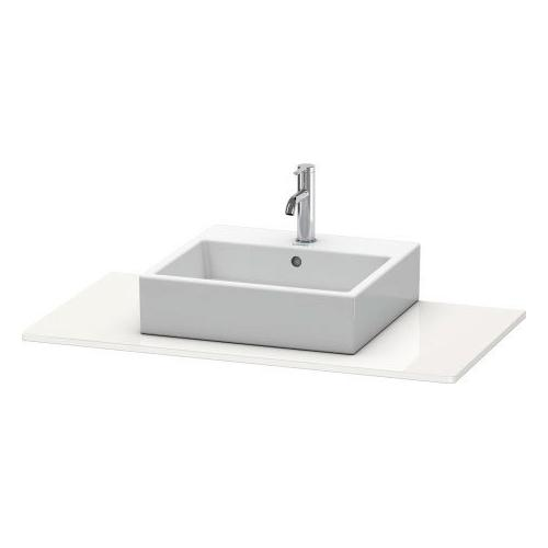 Console, White High Gloss (lacquer)