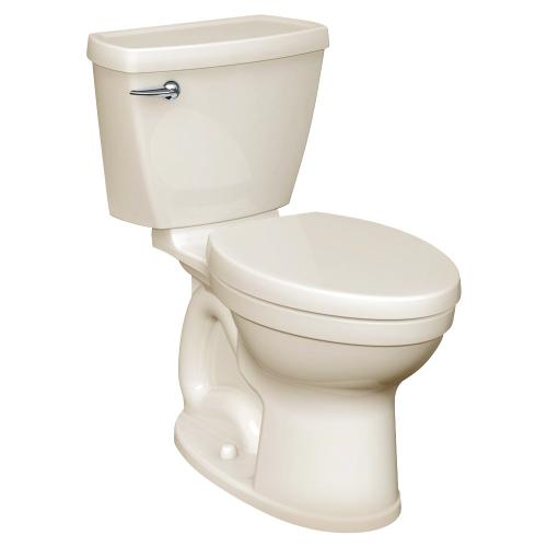 American Standard - Champion 4 Right Height Round Front Toilet - 1.28 GPF - Linen