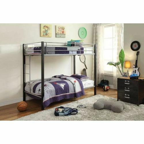 Mirella Twin/Twin Bunk Bed