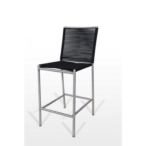 VIG Furniture - Modrest Lathrop - Modern Black Bar Stool