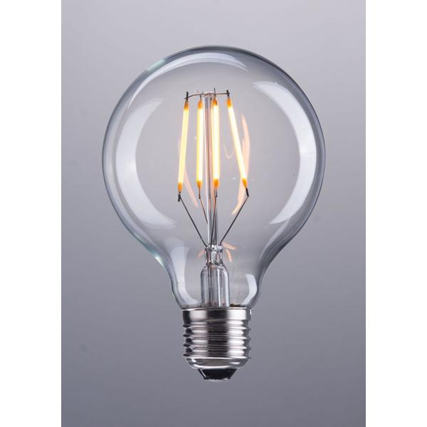 See Details - E26 G80 4w Led 110 X 80 Mm Clear