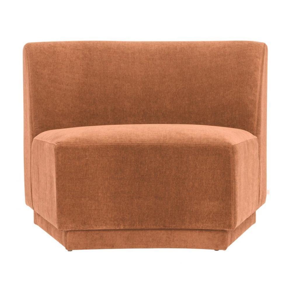 See Details - Yoon Slipper Chair Rust
