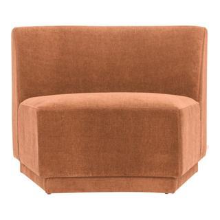 Yoon Slipper Chair Rust