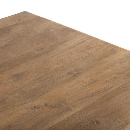 "San Rafael 84"" Dining Table Antique Oak"