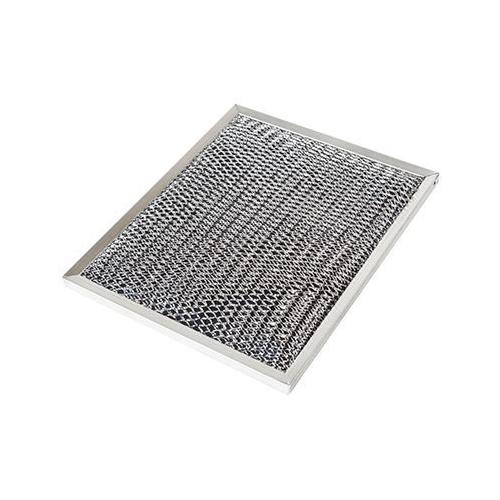 """View Product - Non-Duct Charcoal Replacement Filter for use with Select Broan Range Hoods 8-3/4"""" x 10-1/2"""" x 3/8"""""""