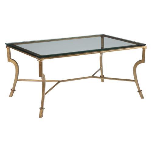 Lexington Furniture - Syrah Small Rectangular Cocktail Table