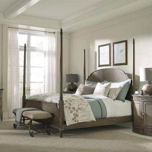 Savona Cal King Sofia Poster Bed 6/0 Complete