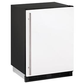 "24"" Refrigerator/freezer With White Solid Finish (115 V/60 Hz Volts /60 Hz Hz)"