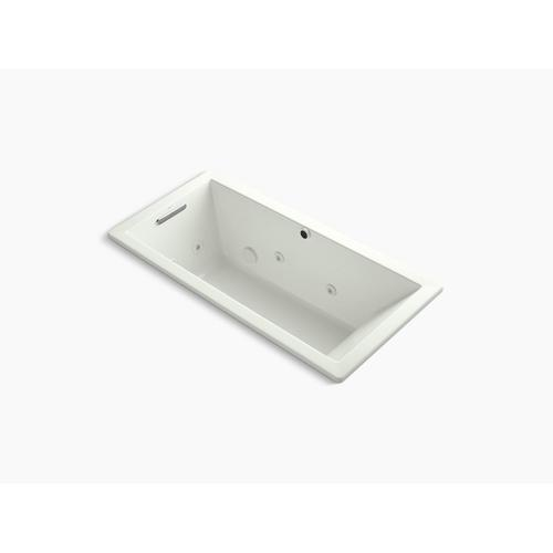 "Dune 66"" X 32"" Heated Whirlpool Bath With Reversible Drain"
