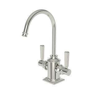 Polished Nickel - Natural Hot & Cold Water Dispenser