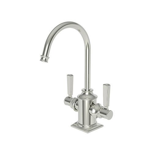 Newport Brass - Polished Nickel - Natural Hot & Cold Water Dispenser