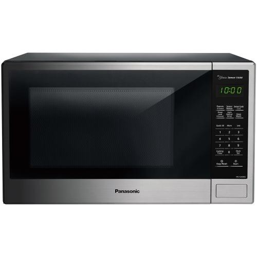 1.3 Cu. Ft., 1100W Built-In/Countertop Microwave Oven - Stainless Steel - NN-SU696S