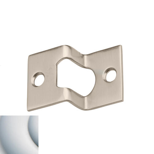 Satin Chrome Rabbeted Guide