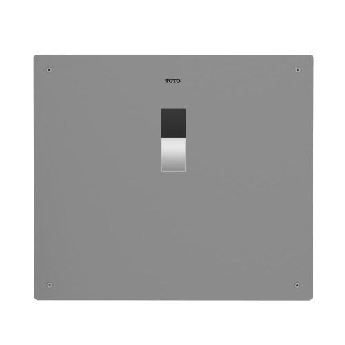 EcoPower High-Efficiency Concealed Urinal Flush Valve - 0.5 GPF V.B. Set 1-1/4 Top Spud - Stainless Steel