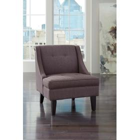 Clarinda Accent Chair Gray