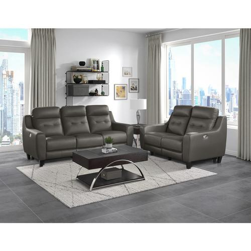 Gallery - Power Double Reclining Sofa