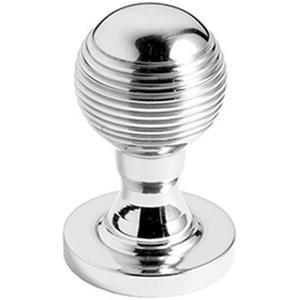"City Bronze Cupboard knob, 1 1/4"" diameter"