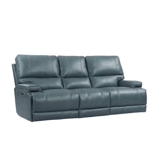 Parker House - WHITMAN - VERONA AZURE - Powered By FreeMotion Power Cordless Sofa