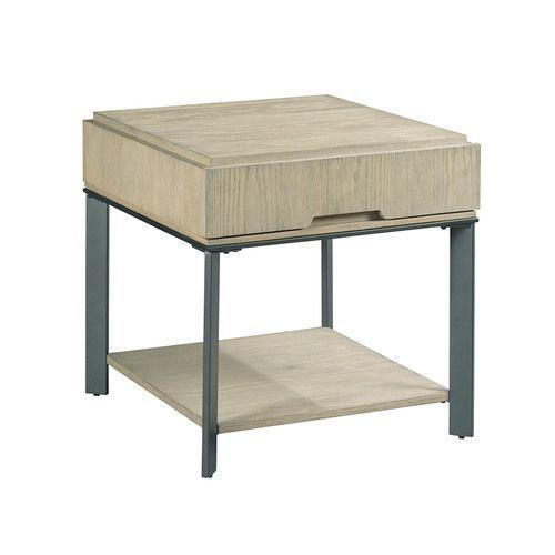 Sofia Rectangular Drawer End Table