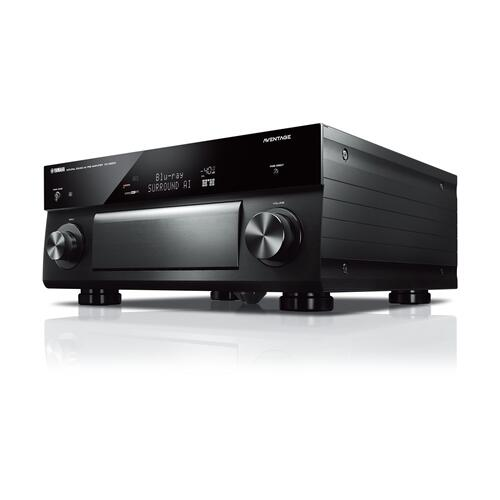 Gallery - CX-A5200 Black AVENTAGE 11.2-Channel AV Preamplifier with MusicCast