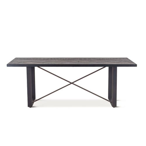 """Product Image - Madrid 82"""" Dining Table Jacobean Brown"""