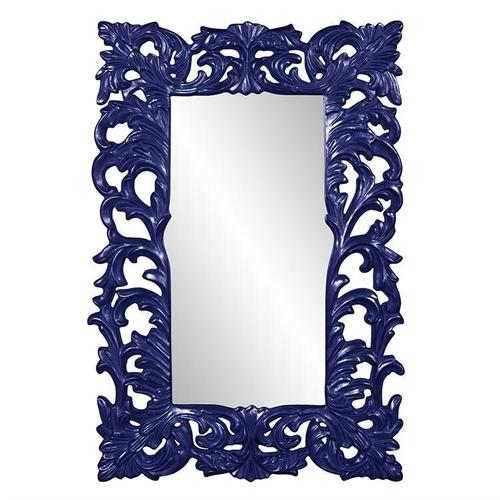 Howard Elliott - Augustus Mirror - Glossy Navy