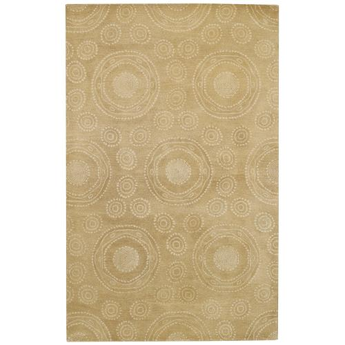 Spinning Wheels Straw Hand Tufted Rugs