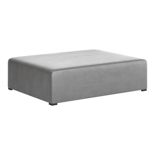 Lisbon Modular Large Seat Gray