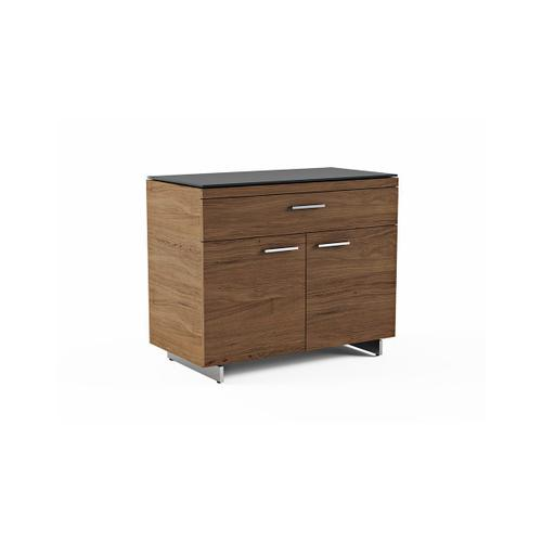 Storage Cabinet 6015 in Natural Walnut