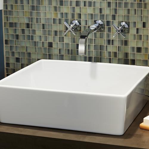 American Standard - Loft Above Counter Bathroom Sink - White