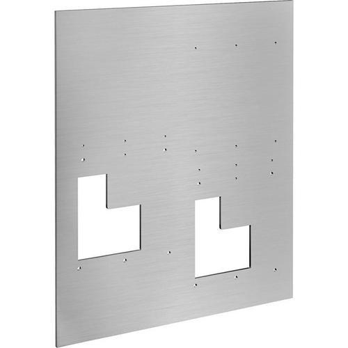 Stainless Steel Back Panel for Bi-Level EZ Bottle Filling Station