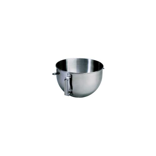 5-Qt. Bowl-Lift Polished Stainless Steel Bowl with Flat Handle Other