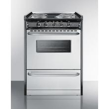 """See Details - 24"""" Wide Electric Coil Range"""
