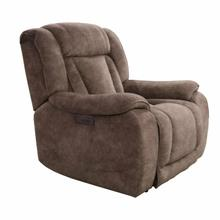 View Product - TITUS - HUDSON BROWN Power Recliner