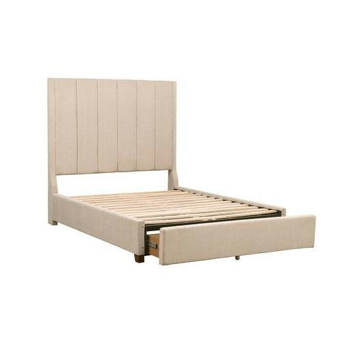 Gallery - Eastern King Platform Bed with Storage Footboard