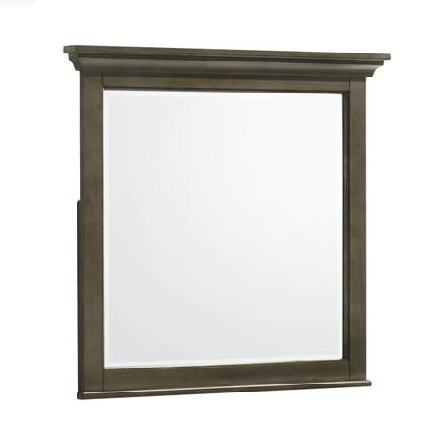 Intercon Furniture - San Mateo Youth Mirror  Gray
