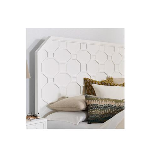Chelsea by Rachael Ray Complete Lattice Panel Bed, King 6/6