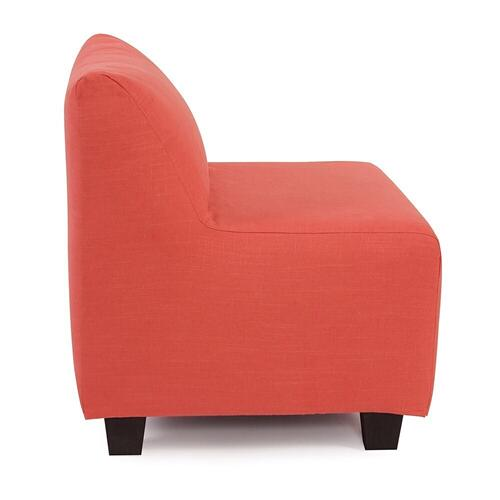 Howard Elliott - Pod Chair Linen Slub Poppy