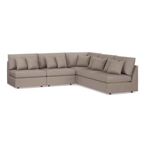 See Details - Beckham Outdoor L-Shaped Sectional