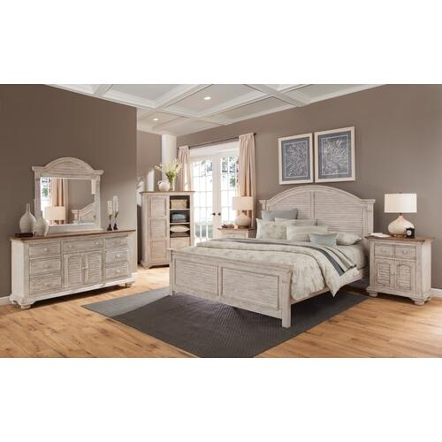 Cottage Traditions 5pc Bedroom