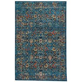 Banaz-Kayseri Midnight Blue - Rectangle - 3' x 5'