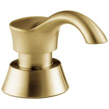 Champagne Bronze Soap / Lotion Dispenser