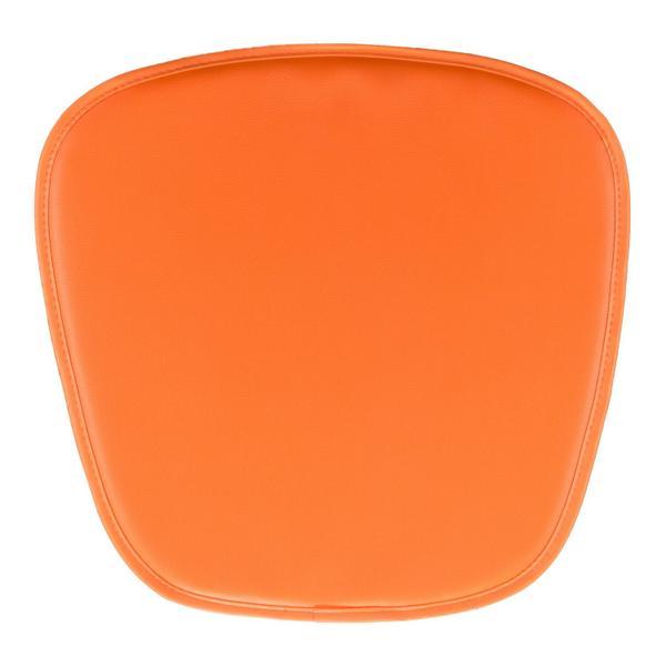 See Details - Wire Mesh Cushion Orange