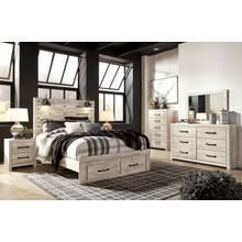 Cambeck Queen Storage Bedframe