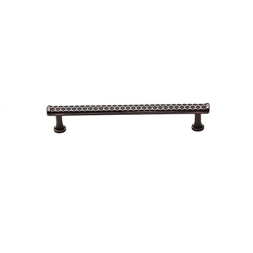 Venetian Bronze Couture Appliance Pull